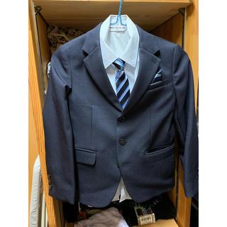 シマムラ(しまむら)の子供スーツ男性セット(130センチ)(ドレス/フォーマル)