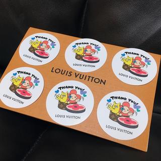 LOUIS VUITTON - ルイヴィトン シール ステッカー 非売品 レア ヴィヴィエンヌ LINE ライン