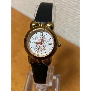 サンリオ(サンリオ)の【特価】SANRIO サンリオ マイメロ マイメロディ ベルト・電池新品 時計(腕時計)