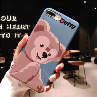 Disney - ディズニー ダッフィー iPhoneX/XS/XR