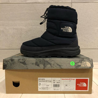 THE NORTH FACE - The North Face Nuptse Bootie WP  Ⅳ Logo
