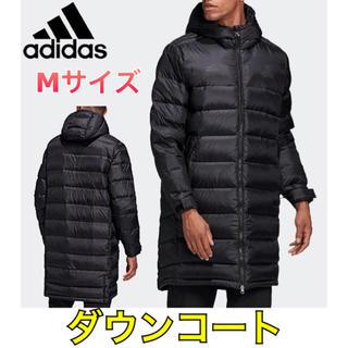 adidas - adidas アディダス ダウンコート Mサイズ ブラック