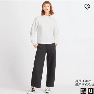 ユニクロ(UNIQLO)のUNIQLO モックネックT(Tシャツ(長袖/七分))