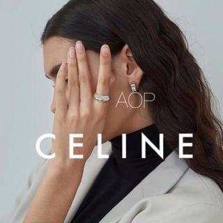 DEUXIEME CLASSE - celine セリーヌ ボリュームリング