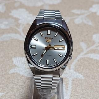 セイコー(SEIKO)のとっちんさん専用 SEIKO セイコー5 メンズ腕時計/デイデイト    (腕時計(アナログ))