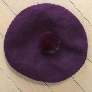 ビームスボーイ(BEAMS BOY)のビームスボーイ★ベレー帽(ハンチング/ベレー帽)
