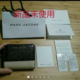 MARC JACOBS - 新品未使用 マークジェイコブス 財布