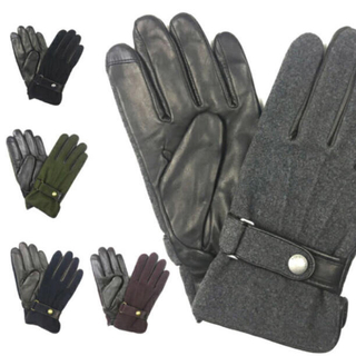 ポロラルフローレン(POLO RALPH LAUREN)の新品未使用 men's ポロラルフローレン 手袋(手袋)