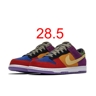 "ナイキ(NIKE)のNIKE DUNK LOW SP ""VIOTECH"" 28.5(スニーカー)"