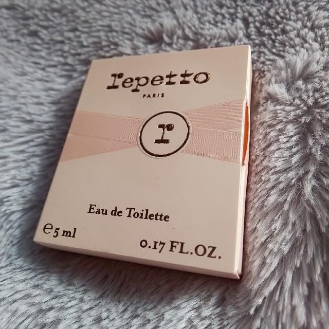 repetto(レペット)のレペット ミニオードトワレ ミニ香水 5ml コスメ/美容の香水(香水(女性用))の商品写真