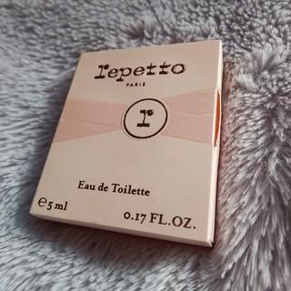 レペット(repetto)のレペット ミニオードトワレ ミニ香水 5ml(香水(女性用))