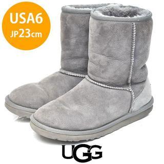 アグ(UGG)のアグ ムートンブーツ USA6(JP23cm)(ブーツ)