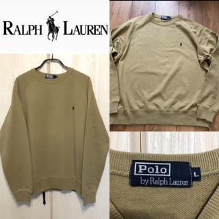 POLO RALPH LAUREN - 早い者勝ち☆ポロ ラルフローレン クルーネック スウェット
