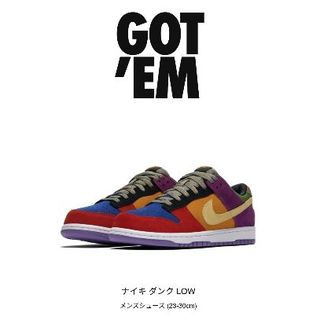 ナイキ(NIKE)のNIKE Dunk Low SP Viotech 26cm(スニーカー)