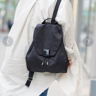 PAPILLONNER - パピヨネ 樹脂パーツリュック  15日まで値下げ!