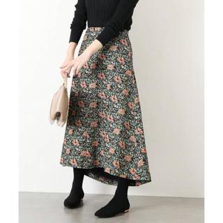 IENA - 新品タグ付き⭐︎VERMEIL par iena ゴブラン織り フレアスカート