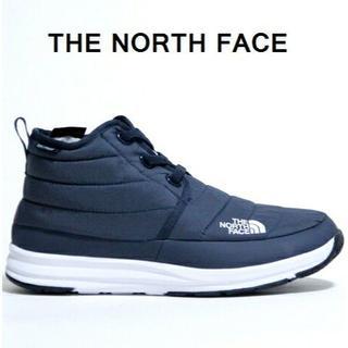 ザノースフェイス(THE NORTH FACE)の新品THE NORTH FACE ブーツ 23.0㎝ ナイロン 紺ノースフェイス(ブーツ)