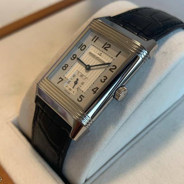 スーパーコピー ベルト アルマーニ腕時計 / Jaeger-LeCoultre - 美品 ジャガールクルト ビッグレベルソ Q2708410 (276.8.62)の通販 by ttt