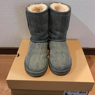 アグ(UGG)のUGGアグシープスキンブーツ(ブーツ)