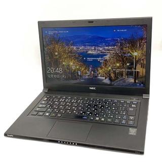 エヌイーシー(NEC)のラクマ最安値!激安!NEC VK17 i5/4G/SSD128GB/Office(ノートPC)