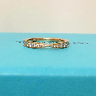 ティファニー(Tiffany & Co.)の美品 ティファニー ハーモニー リング(リング(指輪))