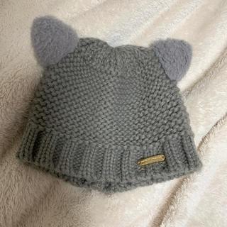プティマイン(petit main)のプティマイン ニット帽 ベビー(帽子)