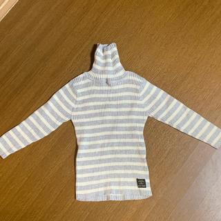 プティマイン(petit main)のpetit main★タートルネック(Tシャツ/カットソー)
