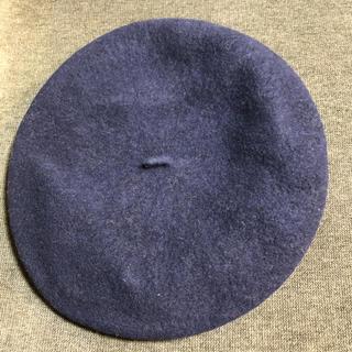 バーニーズニューヨーク(BARNEYS NEW YORK)の⭐️bbtanoさま専用⭐️バーニーズ ニューヨーク ベレー帽(ハンチング/ベレー帽)