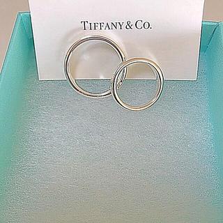 Tiffany & Co. - ペア ティファニーリング