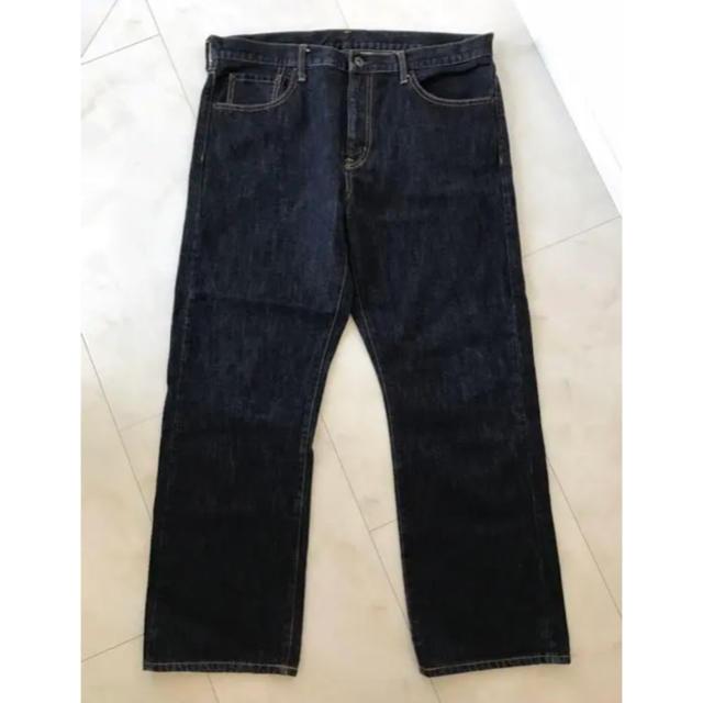 GU(ジーユー)のGU メンズジーンズ メンズのパンツ(デニム/ジーンズ)の商品写真
