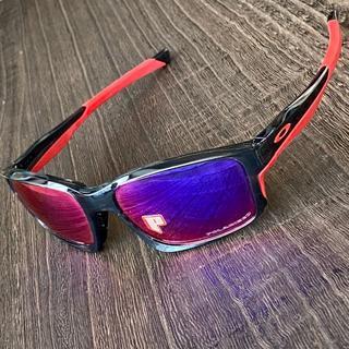 オークリー(Oakley)の【新品】オークリー★チェインリンク★サングラス メンズ レディース 偏光(サングラス/メガネ)