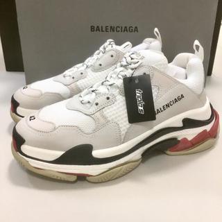 Balenciaga - BALENCIAGA バレンシアガ トリプルS 42