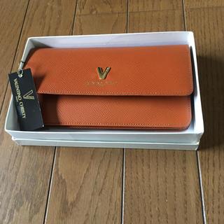 VALENTINO - 皮財布 バレンチクリスティ 未使用