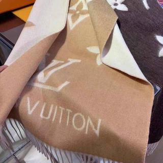 Yves Saint Laurent Beaute - 少量入荷!モノグラム☆グラデーションカラー☆カシミヤ☆マフラー☆ストール☆