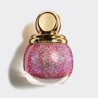 ディオール(Dior)のDior ディオリフィック グリッター トップ コート (クリスマス2019)(ネイルトップコート/ベースコート)