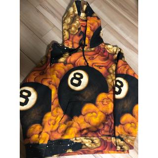 Supreme - Martin Wong 8-Ball Hooded Sweatshirt