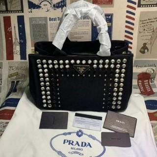 PRADA - プラダ カナパ ビジュー s