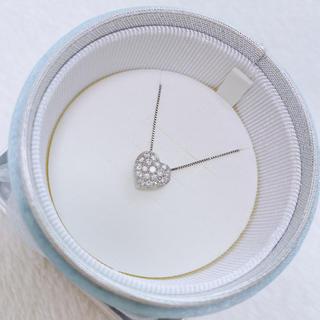 Vendome Aoyama - 美品♥ K18WG ネックレス
