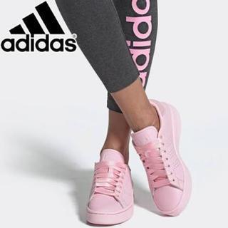 adidas - アディダス アドバンコート EF1035 ピンク23.5 新品未使用