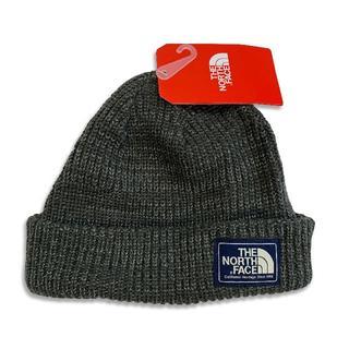 ザノースフェイス(THE NORTH FACE)のノースフェイス『新品正規品タグ付き』USA限定Salty dogニット帽(ニット帽/ビーニー)