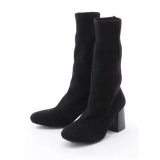 セシルマクビー(CECIL McBEE)のCECIL McBEE ソックスブーツ 靴下ブーツ(ブーツ)