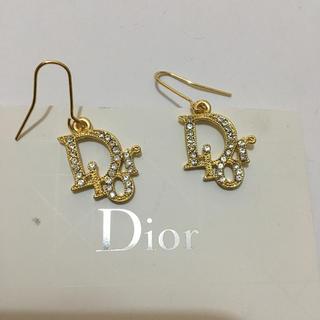 ディオール(Dior)のDior ディオールピアス(ピアス(両耳用))