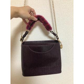 ギンザカネマツ(GINZA Kanematsu)の銀座かねまつ  バッグ ファー ダイアナ (ハンドバッグ)