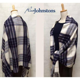 Johnstons - johnstons ジョンストンズ カシミアストール IENA ships