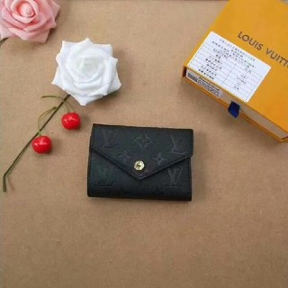 エムシーエム(MCM)のLV牛革財布(折り財布)