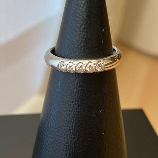 ラザールダイヤモンド  リング 8号(リング(指輪))