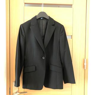 NEWYORKER - ニューヨーカー レディース スーツ ブラック ビジネススーツ