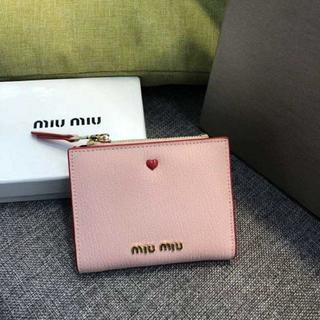 miumiu - ミュウミュウ miumiu 財布