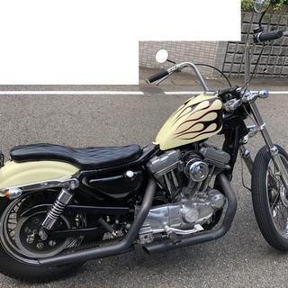ハーレーダビッドソン(Harley Davidson)のハーレーダビッドソン スポーツスター エボリューション(車体)