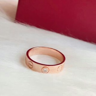 カルティエ(Cartier)のCARTIER  ブルガリ リング 8号(リング(指輪))